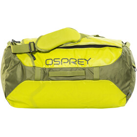 Osprey Transporter 65 Travel Luggage green